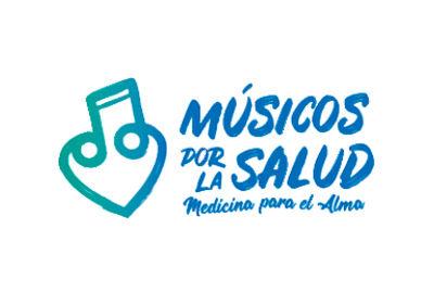 Músicos por la salud: Asociación que se dedica a animar a los enfermos mediante la música.